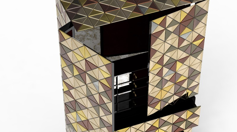 cabinet Luxury Furniture: Discover the Striking Pixel Cabinets Discover the Striking Pixel Cabinets 7