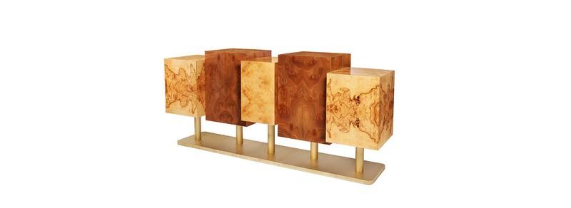 Best Furniture Best Furniture Designs: The Special Tree Sideboard by JSB the special tree sideboard 04 insidherland