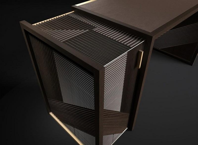 rossato The Amazing Hampton Cabinet Design by Rossato 10 HAMPTON Writing desk ROSSATO ARREDAMENTI SRL 287820 relfc634fe2