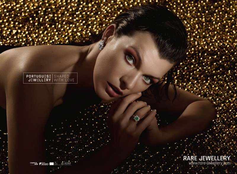 luxury design Luxury Design Luxury Design & Craftsmanship Summit 2018: Know the Speakers 3 milla jovovich portuguese jewellery campaign06