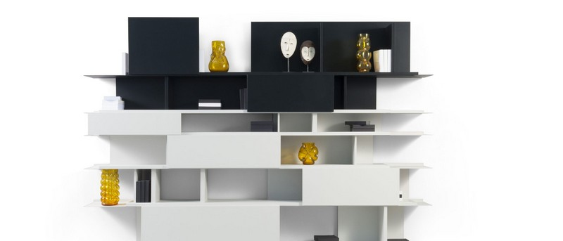 Roche Bobois The Outstanding Cabinets Collection by Roche Bobois Abstract