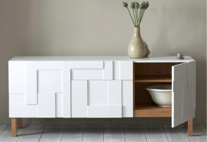 contemporary sideboards Top 10 Contemporary Sideboards for Your Luxury Living Room sb 1