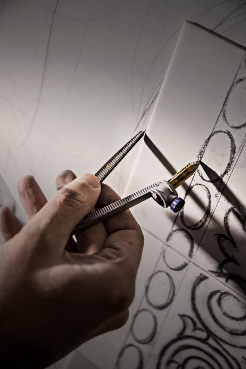 exclusive furniture Arts & Crafts Behind Boca do Lobo's Exclusive Furniture: Azulejo Arts Crafts Behind Boca do Lobo   s Exclusive Furniture Azulejo 1