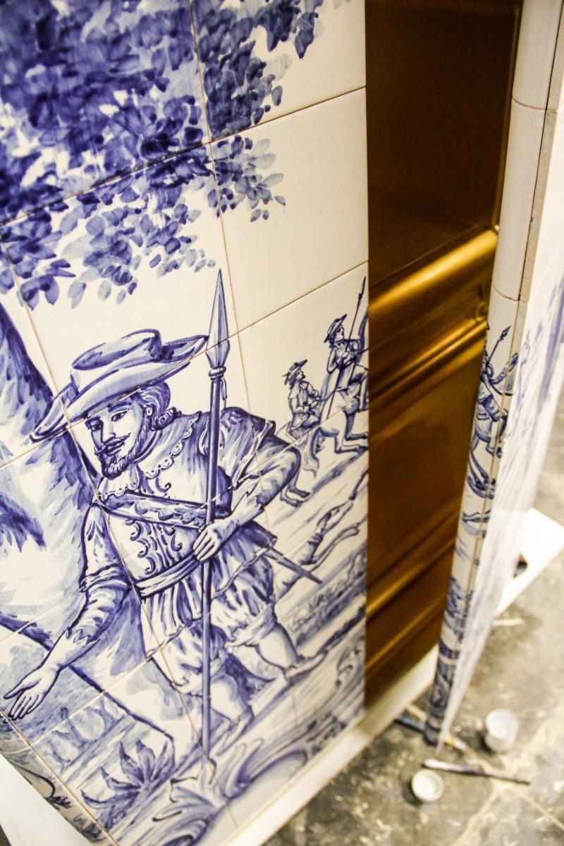 Arts & Crafts Behind Boca do Lobo's Exclusive Furniture: Azulejo exclusive furniture Arts & Crafts Behind Boca do Lobo's Exclusive Furniture: Azulejo Arts Crafts Behind Boca do Lobo   s Exclusive Furniture Azulejo 3