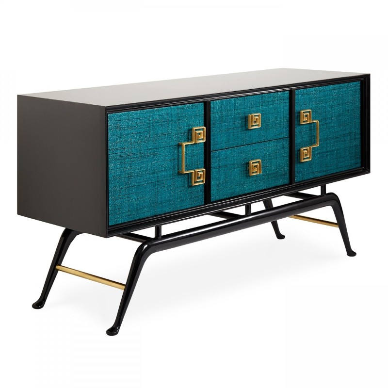 credenza Discover the most Colorful Credenzas by Jonathan Adler Buffets and Cabinets Discover the Most Colorful Designs by Jonathan Adler 10