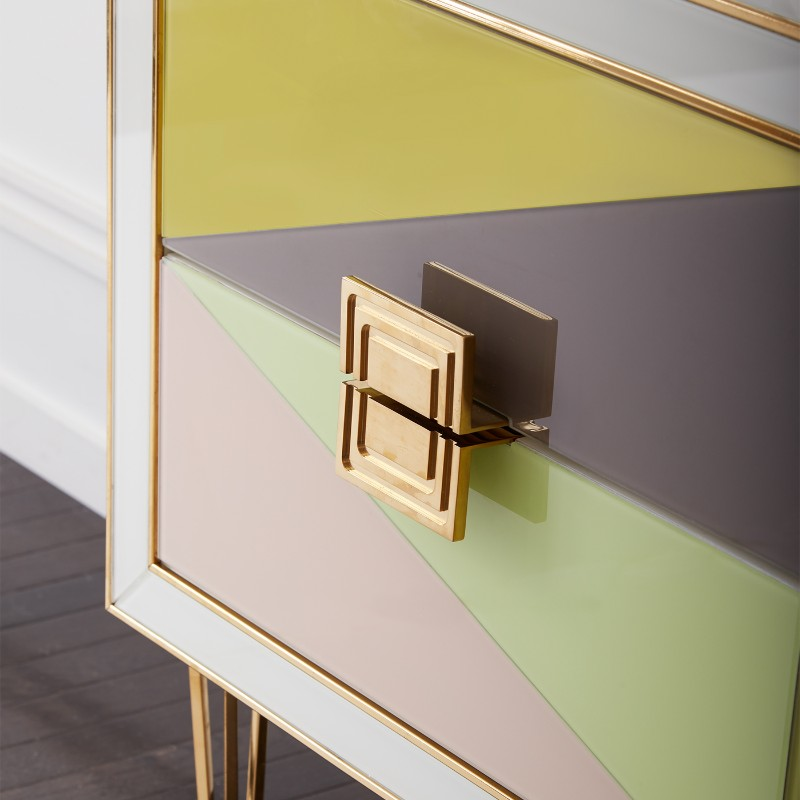 credenza Discover the most Colorful Credenzas by Jonathan Adler Buffets and Cabinets Discover the Most Colorful Designs by Jonathan Adler 6
