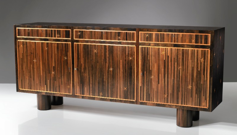 sideboard The record-breaking Étoile Sideboard Buffets and Cabinets Record Breakng   toile Sideboard 2