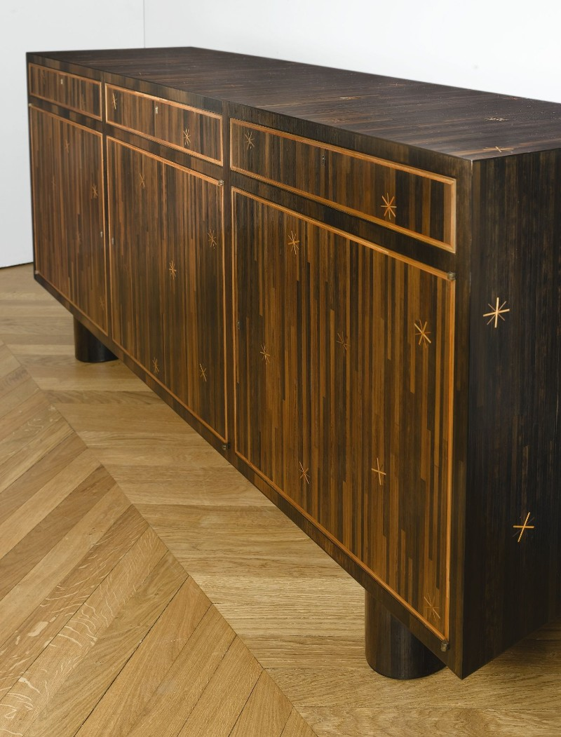 sideboard The record-breaking Étoile Sideboard Buffets and Cabinets Record Breakng   toile Sideboard