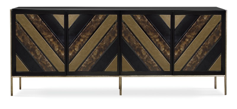 home décor The Best Black and Gold Sideboards for Your Home Décor Buffets and Cabinets The Best Black and Gold Sideboards for Your Home D  cor 4