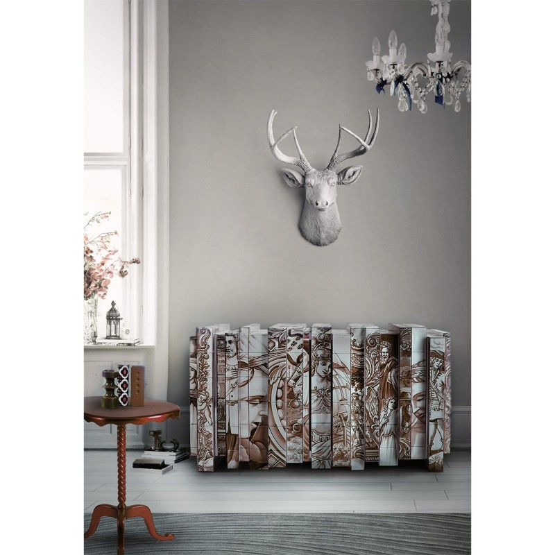 statement piece Sideboards As Statement Pieces To Transform A Room Heritage Sepia Sideboard1