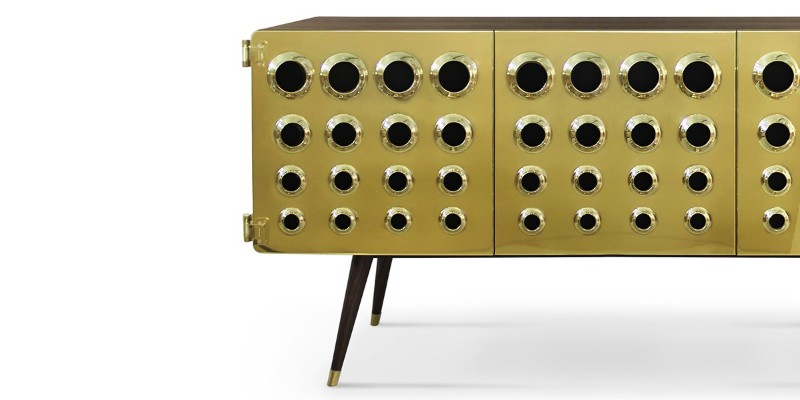 statement piece Sideboards As Statement Pieces To Transform A Room Monocles Sideboard 11