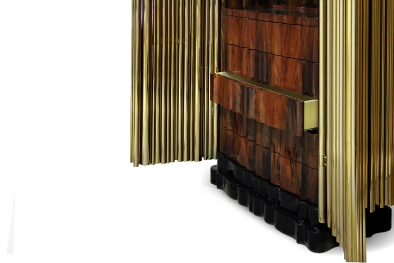 sideboards The Most Exclusive and Glossiest Looking Sideboards You'll See Symphony Cabinet by Boca do Lobo