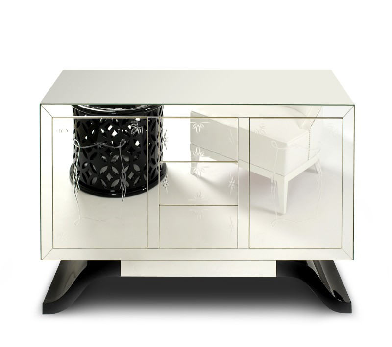 buffets and cabinets Take a Look at the Best Buffets and Cabinets by Boca Do Lobo metropolitan 01