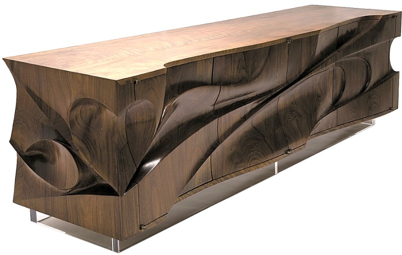 wooden sideboard The Best Wooden Sideboards for a Rustic Yet Modern Look wooden buffets and cabinets