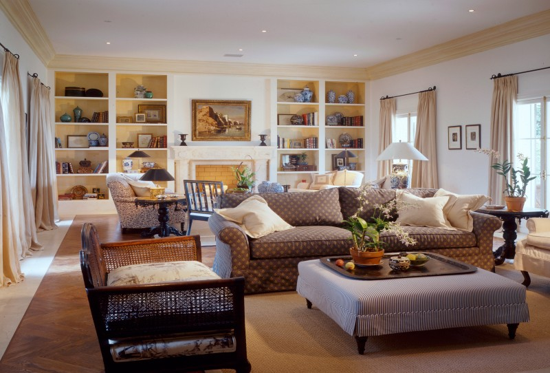 décor ideas Discover MacDonald Design Associates' Best Living Room Décor Ideas Buffets and Cabinets MacDonalds Design Associates Living Room D  cor 10