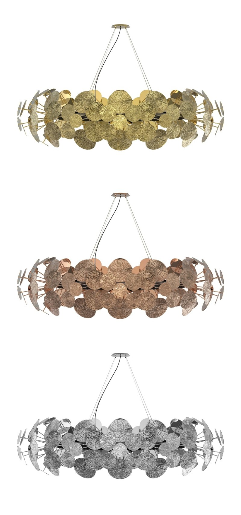 home décor The Newton Family as Key Pieces for your Home Décor Newton Chandelier 1