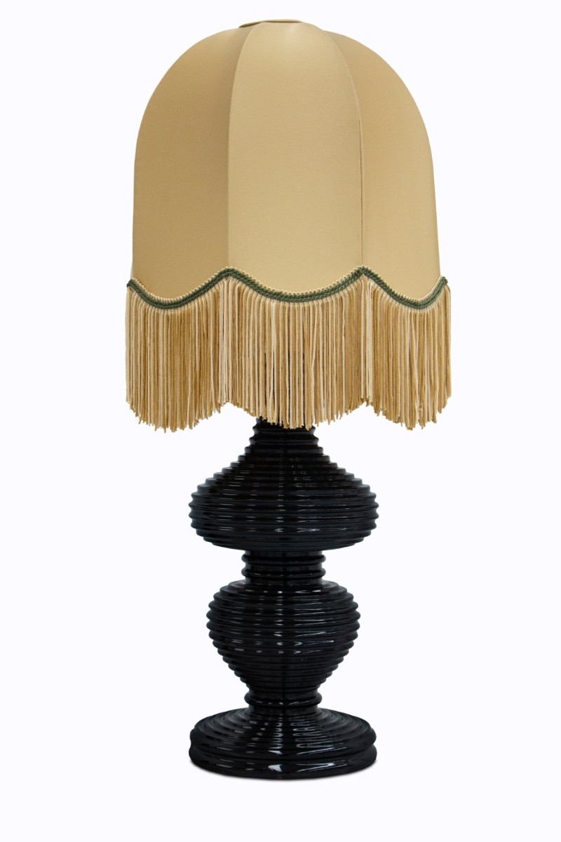 decorex Boca do Lobo and Rug'Society Join Forces at Decorex 2018 Union Lamp Limited Edition