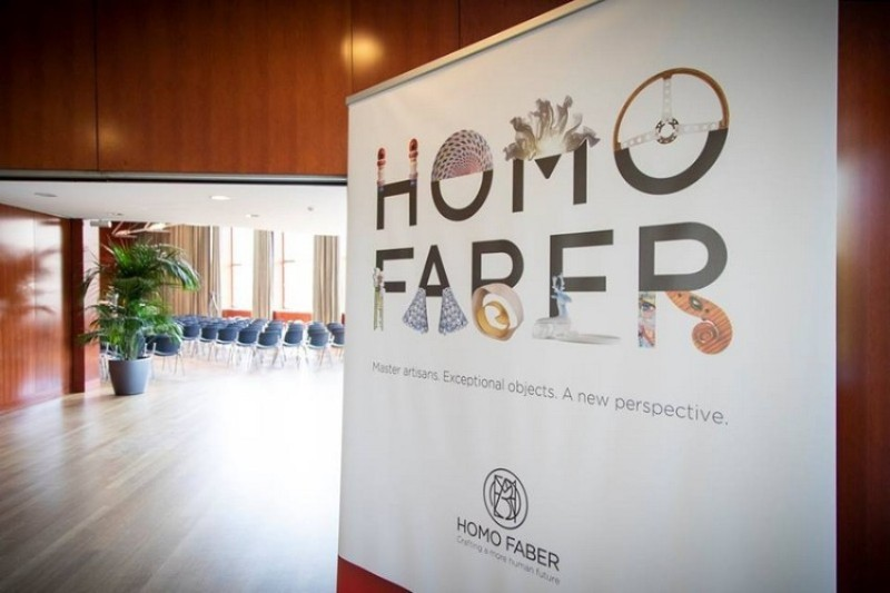homo faber Legacy and Heritage at Homo Faber in Venice HOMO FABER
