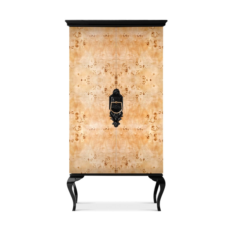 wood cabinets Exclusive Wood Cabinets With Unique Designs guggenheim poplar root bocadolobo