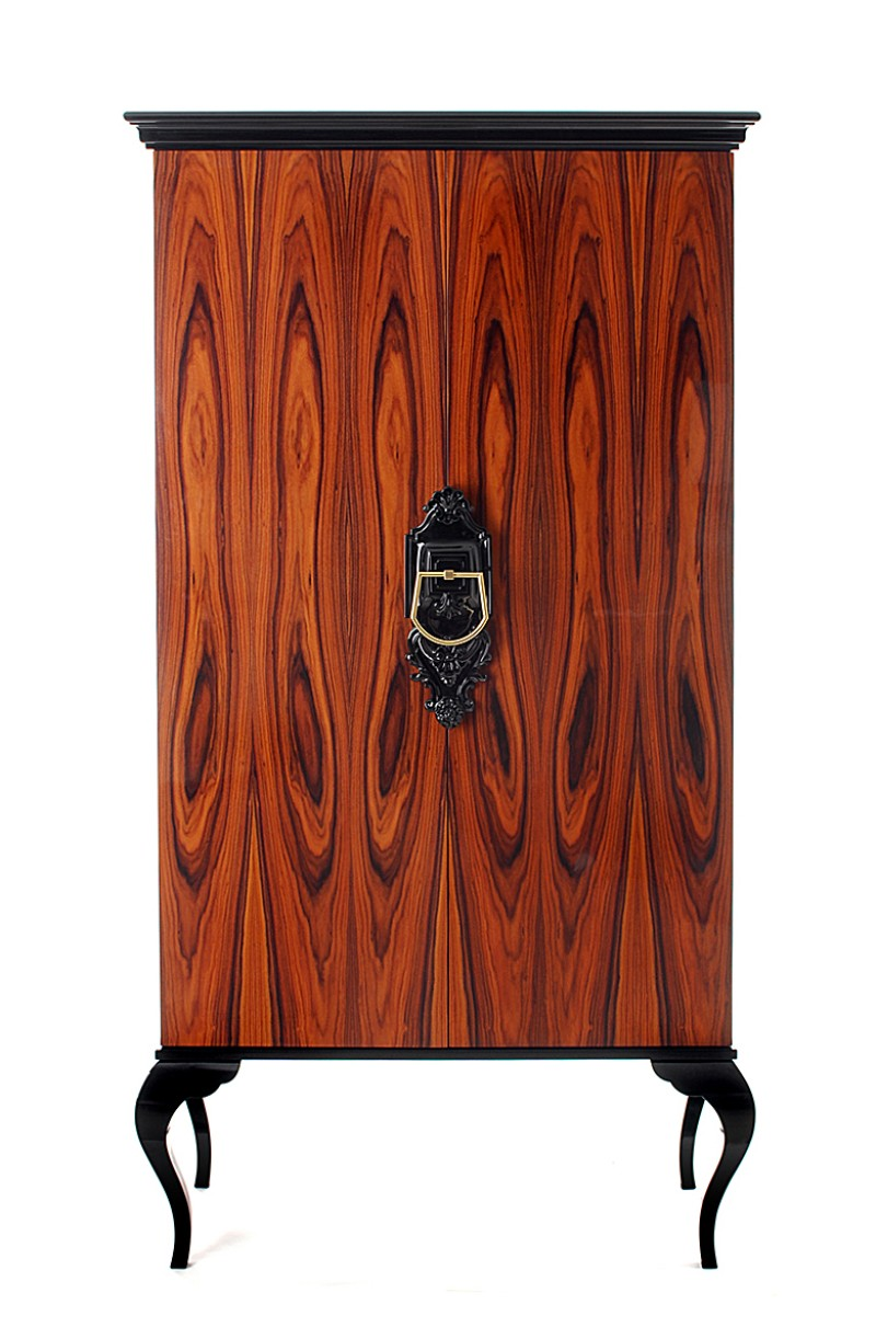 wood cabinets Exclusive Wood Cabinets With Unique Designs guggenheim bocadolobo