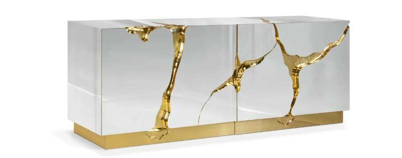 luxurious design Discover 10 Nature Inspired Sideboard With A Luxurious Design lapiaz sideboard bocadolobo 2