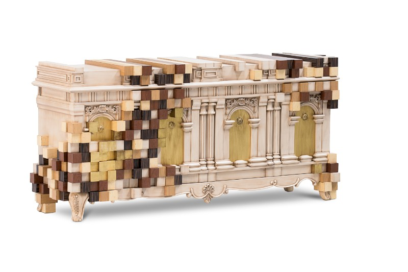 modern sideboards The Best Modern Sideboards For This Fall Season Piccadilly Sideboard by Boca do Lobo 1