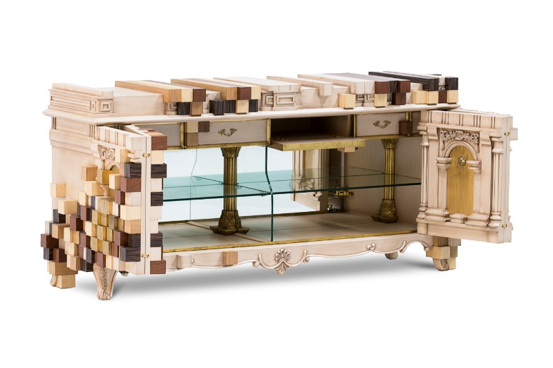modern sideboards The Best Modern Sideboards For This Fall Season Piccadilly Sideboard by Boca do Lobo 2