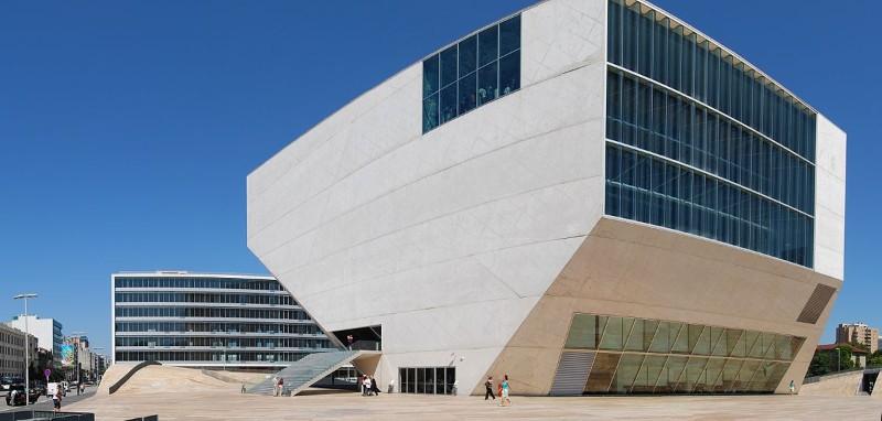 city guide City Guide: Porto's wonderful aesthetics casa da musica1