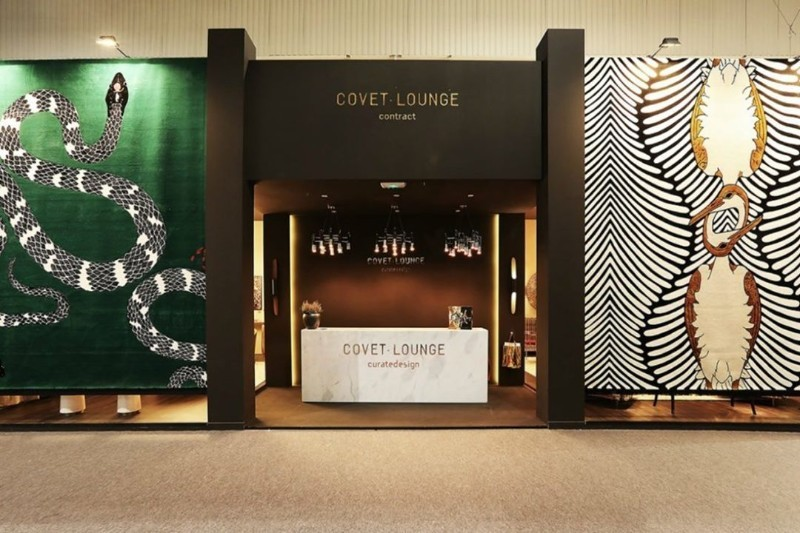 design exhibition iSaloni Moscow : What we will see at this marvelous Design Exhibition covet lounge