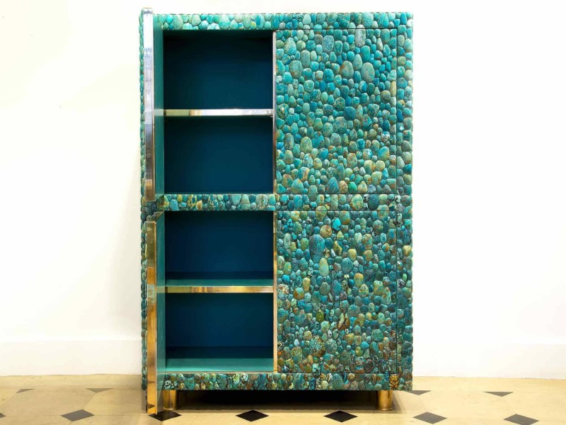 art galleries Discover The Best Buffets And Cabinets From Maison Rapin Art Galleries kam tin 526 cabinet turquoise 2 master