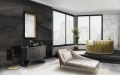 How to design a luxury bathroom with black cabinets 12 metropolitan washbasins ring mirror envy chaise long symphony bathtub maison valentina 1 HR 240x150