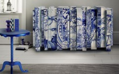 Buffets and Cabinets Buffets and Cabinets Inspired by Portuguese Tiles heritage sideboard 07 240x150
