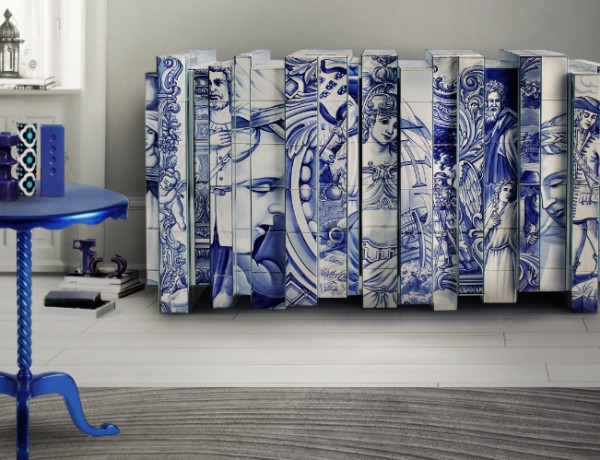 Buffets and Cabinets Buffets and Cabinets Inspired by Portuguese Tiles heritage sideboard 07 600x460