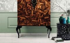 Wooden Cabinet Amazing Wooden Cabinet Design with Patchwork Amazing Wooden Cabinet Design with Patchwork 240x150
