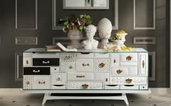 buffets and cabinets Top 10 Buffets and Cabinets by Boca do Lobo mondrian white 1 240x150