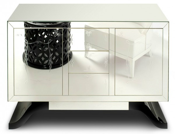 Master Bedroom Mirrored Sideboards for a Master Bedroom Decor Mirrored Sideboards for a Master Bedroom Decor 1 1 600x460