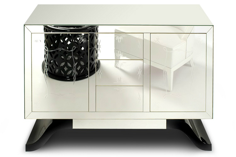 Master Bedroom Mirrored Sideboards for a Master Bedroom Decor Mirrored Sideboards for a Master Bedroom Decor 1 1