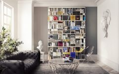 Home Office 6 Cool Book Cabinets to Set Your Home Office High 8 Cool Book Cabinets to Set Your Home Office High 3 240x150