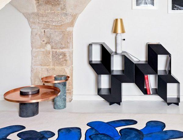 La Chance Rocky Sideboard – Geometrical Design Inspiration by La Chance Rocky Sideboard     Geometrical Design Inspiration by La Chance 3 600x460