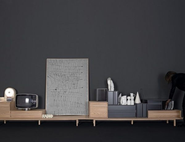 casamania Container Sideboard by Alain Gilles for Casamania Container Sideboard by Alain Gilles for Casamania 7 600x460
