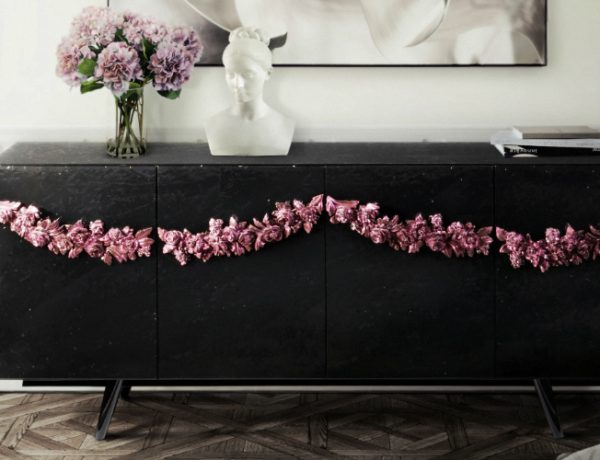 Home Decor Give Your Home Decor a Romantic Vibe With These Feminine Sideboards Give Your Home Decor a Romantic Vibe With These Feminine Sideboards 1 600x460