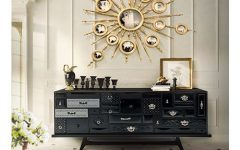 MONDRIAN BLACK BUFFET BY BOCA DO LOBO MONDRIAN BLACK BUFFET BY BOCA DO LOBO 240x150