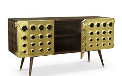MONOCLES MID CENTURY MODERN BUFFET BY DELIGHTFULL MONOCLES MID CENTURY MODERN BUFFET BY DELIGHTFULL 240x150