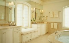 luxury bathrooms Inspiring Cabinet Ideas For Luxury Bathrooms ft 1 240x150
