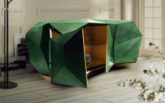 Diamond Emerald Sideboard Meet the Stunning Diamond Emerald Sideboard By Boca do Lobo ft 240x150