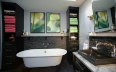 Wooden Cabinets Inspiring Wooden Cabinets For Your Luxury Bathroom ft 14 240x150