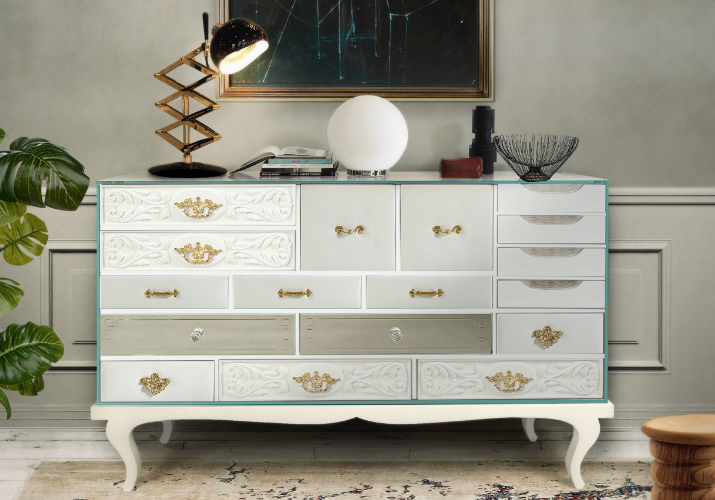 Best Buffets and Cabinets for Modern Bedrooms