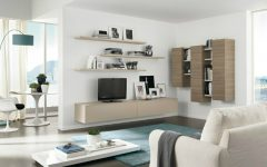 wall cabinets 10 Stunning Living Room Wall Cabinets For Contemporary Homes ft 4 240x150