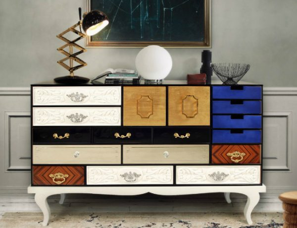 buffets and cabinets Beautiful Statement Buffets And Cabinets For Luxury Homes ft 6 600x460