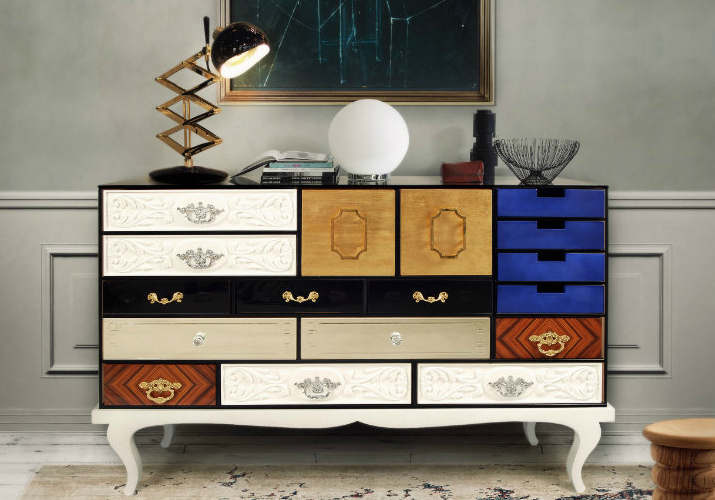 buffets and cabinets Beautiful Statement Buffets And Cabinets For Luxury Homes ft 6 AD Show 2017 The best Buffets and Cabinets you can find at AD Show 2017 ft 6